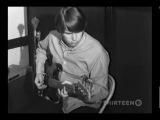 The Beach Boys - Good Vibrations - Rare Studio Recording Film Footage 1966
